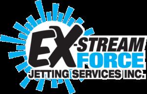 ex-stream force jetting logo